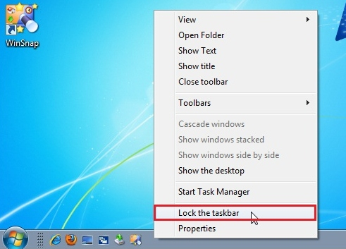 3464ce40b1c70e7b - Enable the Quick Launch in Windows 7